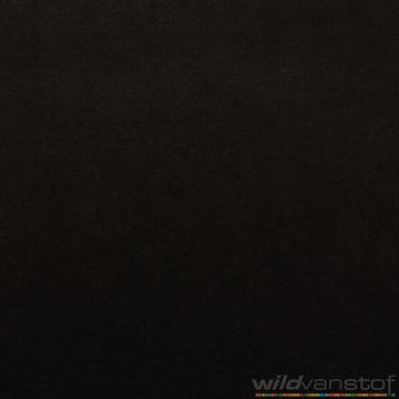 Nicky velours - Zwart 69