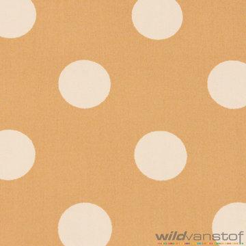 Beige met witte bol (22mm)