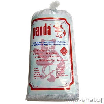 Panda vulling grijs