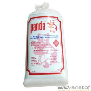 Panda vulling wit