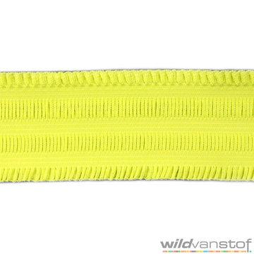 Fluo geel frul elastiek