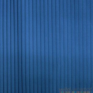 Plissé 10mm - koningsblauw