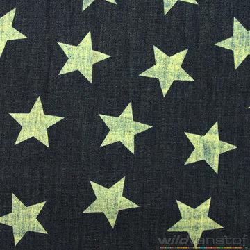 Lichte jeans met gele ster