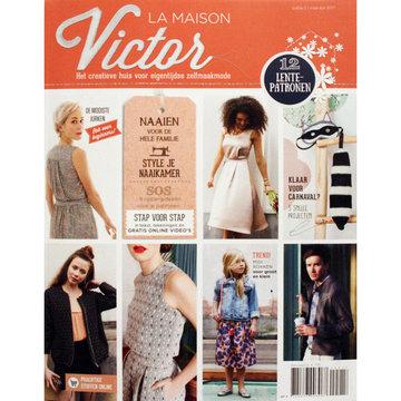 La maison victor /editie 2 maa-apr 2017
