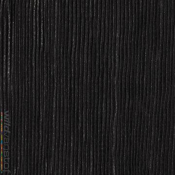 Onregelmatige plisse zwart