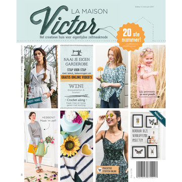 La maison victor /editie 3 mei-juni 2017