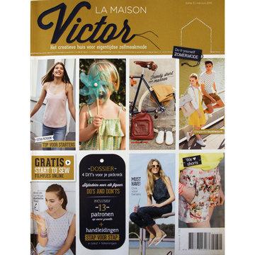 La maison victor /editie 3 mei-juni 2015