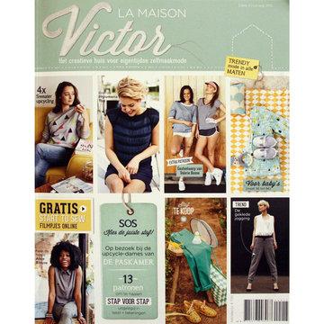 La maison victor /editie 4 juli-aug 2015