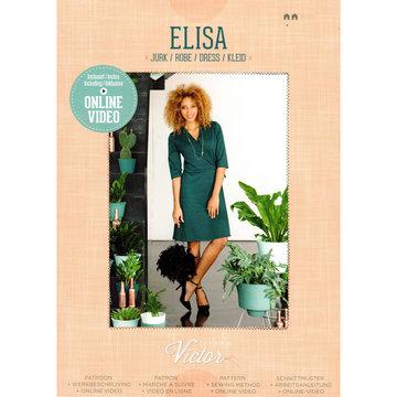 La maison victor Elisa jurk