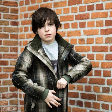 Zonen 09 Lars voor tieners - jas (10-16j)