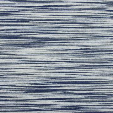 Sweater blauwe strepen