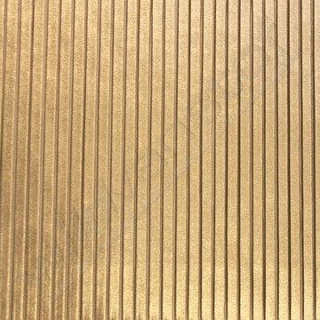 Plissé goud