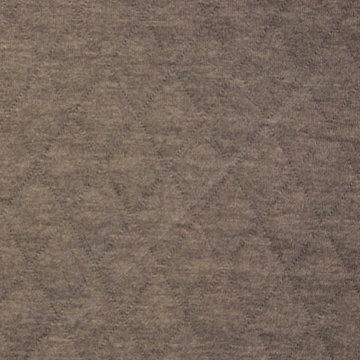 Sweater doorstikt grijs