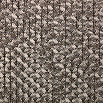 Driehoeken in strepen grijs