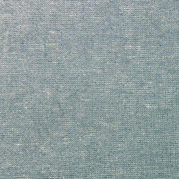 Katoen metallic blauw