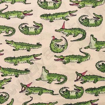 Happy krokodil
