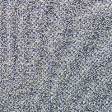 Sweater blauw-wit