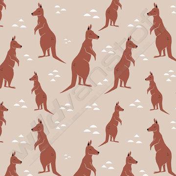 Kangeroo - nude tint