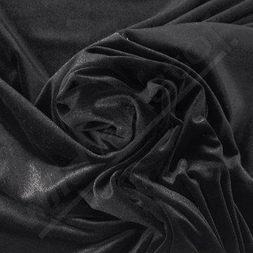 Steam velvet zwart