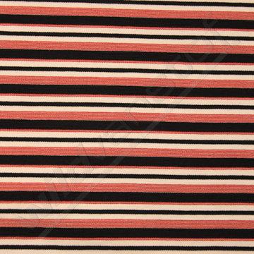 Punta marine strepen rood