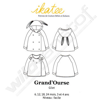 Ikatee - Grand'Ourse