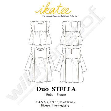 Ikatee - Duo Stella
