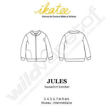 Ikatee - Jules