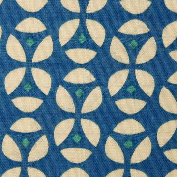 Tetra geo blue