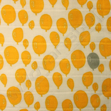 Tetra balloon yellow