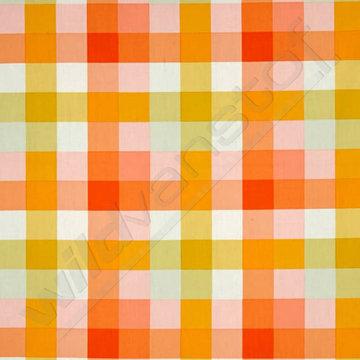 Vierkanten oranje-geel