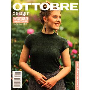 ottobre magazine dames ladies femmes september oktober herfst 2016