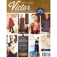 la maison victor herfst september oktober patroon magazine winter november december 2016