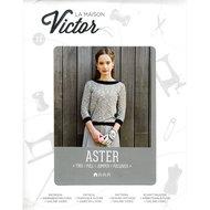 aster la maison victor patroon pull pullover trui jumper kopen online stoffenwinkel