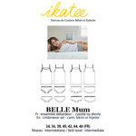 ikatee belle mum ondergoed patroon online webshop diy slip