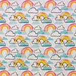flanel flannel katoen gekamd pyjama deken zachte tissus fabrics stoffen online bedrukt print actie webshop buy acheter kopen ko