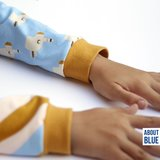 about blue fabrics aboutbluefabrics french terry cloudy stories stoffen online webshop kopen acheter buy