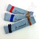 de pennenzak diy pennenetui etui zelf maken knutselen do it yourself stoffenwinkel kortrijk belgie online webshop