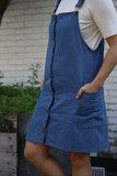 iris may colette jurk wild van stof naaipatronen online webshop