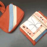 stoffenpakket zomer tas handtas stoffen online webshop kortrijk colorblock