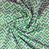 Jacquard - Lily zigzag_