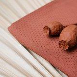 Viscose - Dobby chestnut_