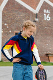 Joggingstof - Geel 35_