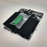 Stoffenpakket - Nina wristlet_