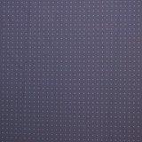 Katoen - Fibremood blauw met blauwe ster_
