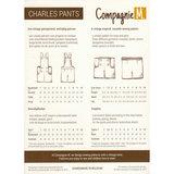 Compagnie m pattern patroon stoffen fabrics online papier
