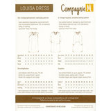 Compagnie M - Louisa dress 12j+_