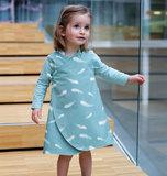 compagnie m patroon pattern baby lila dress stoffen patronen kopen online