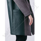 Named - Gaia (quilted coat)_