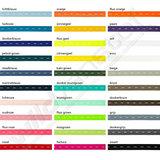 rekker kleuren gekleurd elastiek elastic élastique broeksrekker rokrekker wit zwart kopen online shop webshop stoffenwin