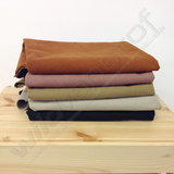 Washed Canvas - Roest_